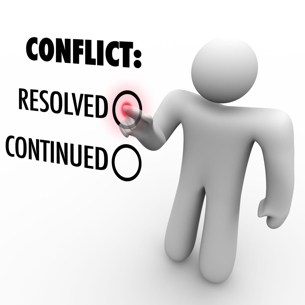 dealing with social conflicts in the