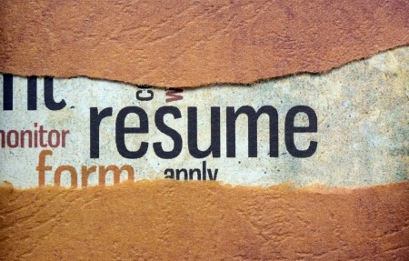 there are four basic steps to obtaining the perfect job write your resume send your resume - Excellent Resume Samples