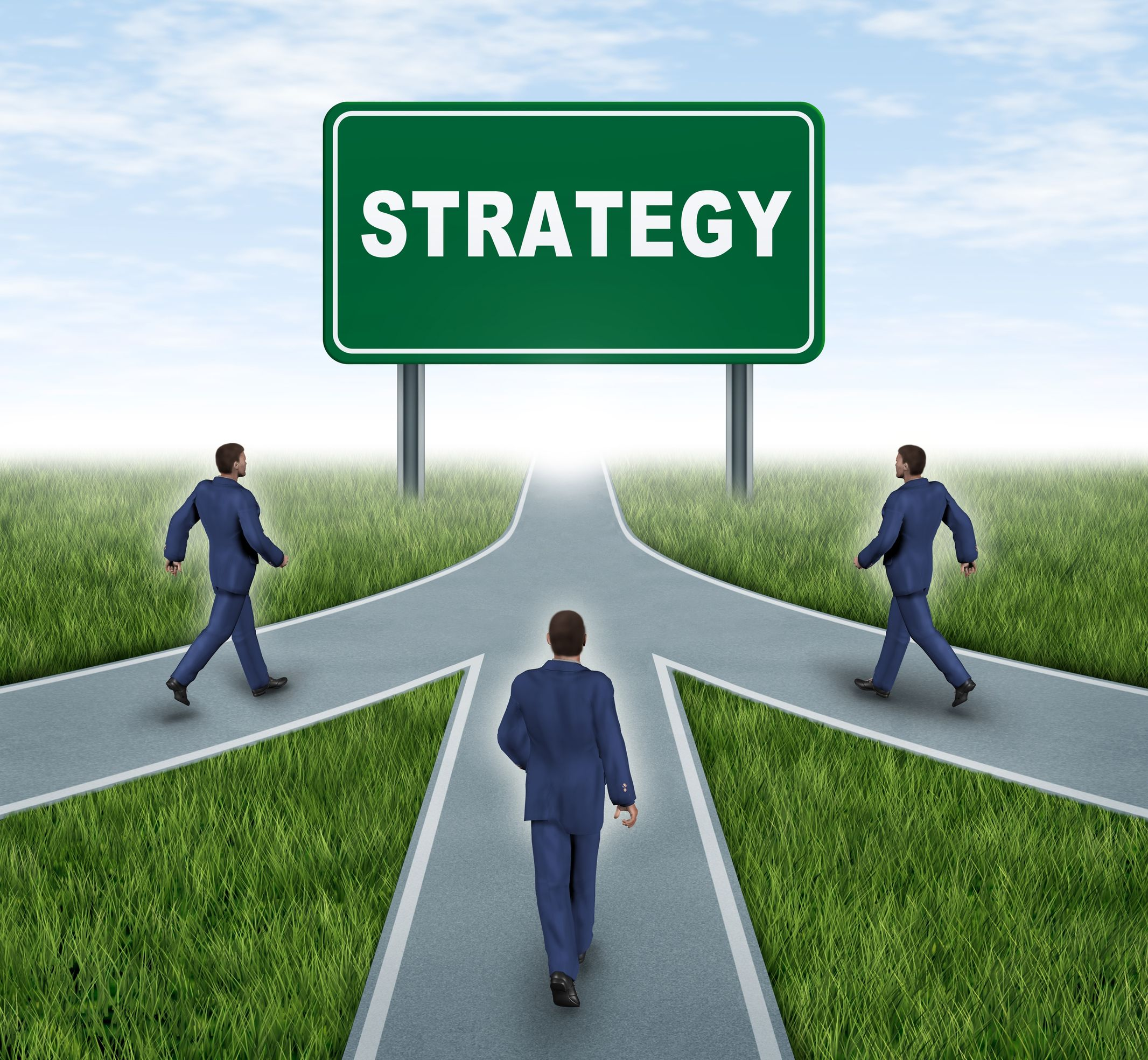 small business and strategic alliances