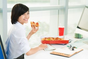 Eat Healthy at Work