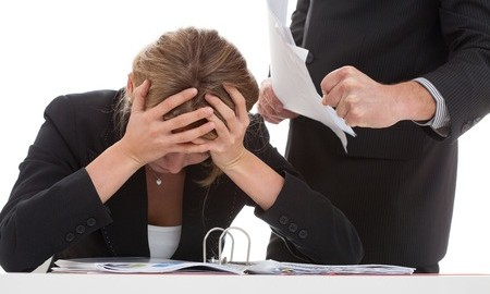 Are You Bullied At Work?