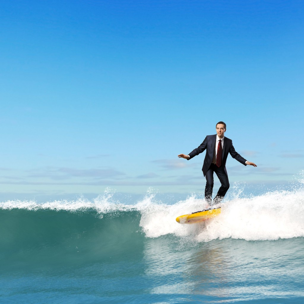 executives are  u0026quot ego surfing u0026quot  the web for business information